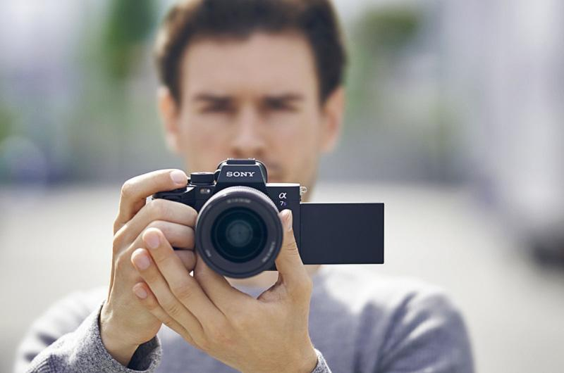 Sony A7S III Publimark