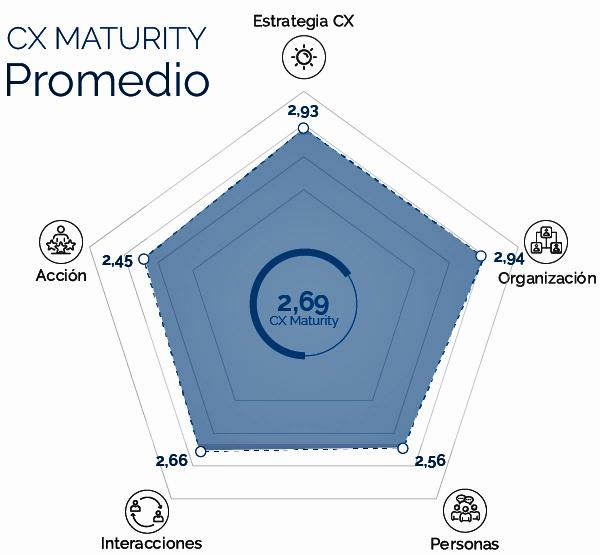CXMaturity promedio Publimark