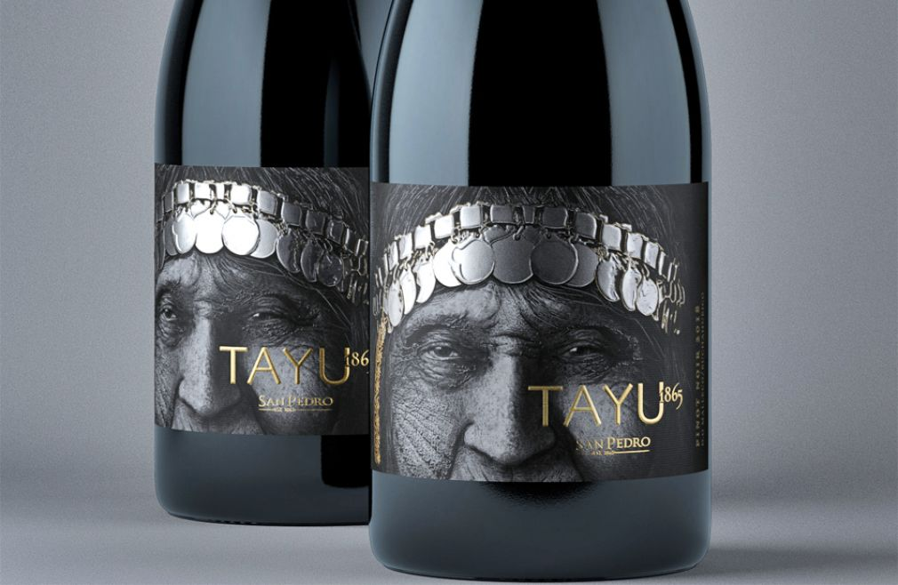 Packaging de vino Tayú 1865 gana certamen internacional