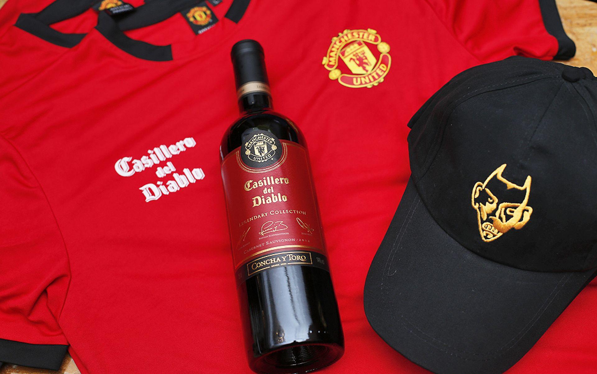 Publimark.cl - Casillero del Diablo y Manchester United: Una década de alianza