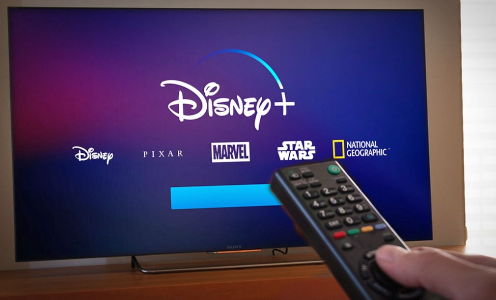 Disney se enfoca en el negocio del streaming