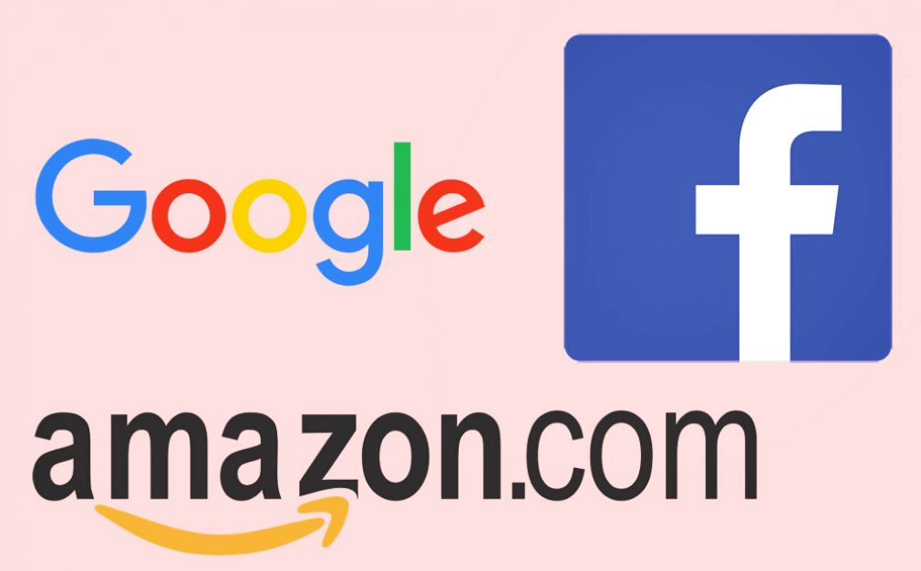 Publicidad digital: Amazon no amenaza a Facebook y Google